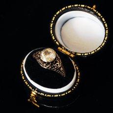 画像5: 9ct.ダイヤモンドリング (5)