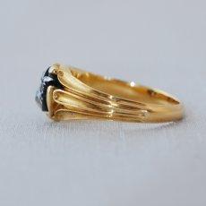 画像3: Gold・Sv・ダイヤモンドリング (3)