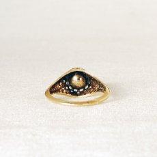 画像4: 9ct.ダイヤモンドリング (4)