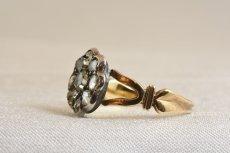 画像2: GOLD,SV・ ダイヤモンドリング (2)