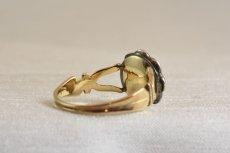 画像4: GOLD,SV・ ダイヤモンドリング (4)