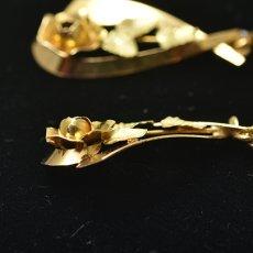 画像6: ゴールドイヤリング (6)
