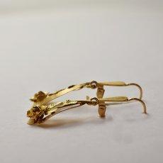 画像2: ゴールドイヤリング (2)