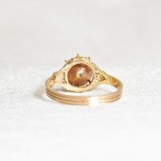 画像3: ゴールド・ダイヤモンドリング (3)