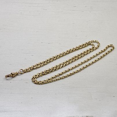 画像1: ゴールドネックレス (1)